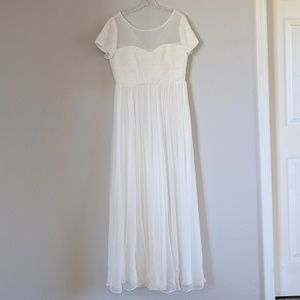 Geode (Modcloth) Wedding Dress New Without Tags